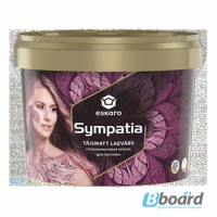 Eskaro Sympathia краска для потолка (матовая) 9, 5 л