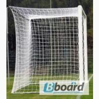 Сетка для футбольных ворот/ футбольная сетка в чехле 2 шт. в комплекте