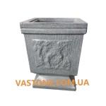 Урны для мусора уличные бетонные (садовые, парковые)