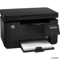 МФУ HP LaserJet Pro FMP M125nw (лазерный принтер, сканер, копир хп м125нв)