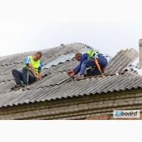 Услуги по ремонту крыш (мягкая и жесткая кровля). Чистка крыш от льда