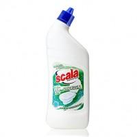 Гель для чистки унитазов с отбеливающим эффектом Scala WC (750 мл.)