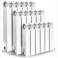 Продам алюминиевый радиатор Mirado Украинского производств