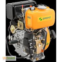 Двигатель дизельный Sadko (Садко) DE-300E. 6, 0 л.с. Электростартер. Оригинал. Доставка