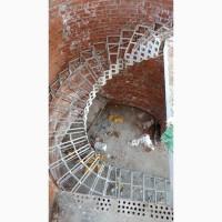Металлические или Радиусные лестницы.Броневик Днепр