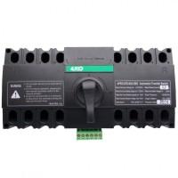 4PRO ATS-63A-4P-RSC, 230V 1-3 фази, 4 пол., 3 поз. Пристрій автоматичного введення