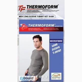 Термофутболка Thermoform 18-001, длинный рукав спорт