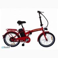 Электровелосипед Вольта Ион, легкий.складной