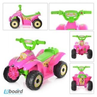 Детский электромобиль Сказочная фея