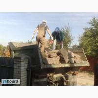 Вывоз мусора, уборка территории, вывоз строительного мусора, расчистка участка