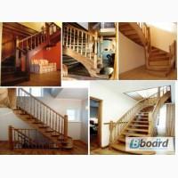 Лестницы и двери из дерева по доступным ценам