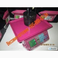 Электронные весы по лучшей цене ACS-802А Опера мини до 40кг