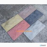 Фасадная бетонная плитка, облицовочная, цокольная, искусственный камень