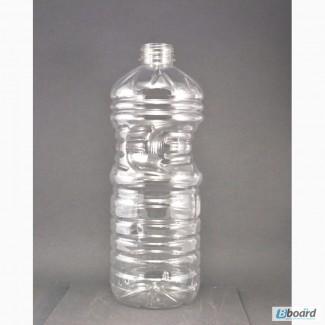 Изготовим пэт бутылку 1, 8 литра под заказ клиента