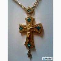 Крест нагрудный для священника Украина