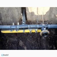Монтаж трубопроводов для систем орошения полей и садов, виноградников