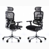 Эргономичные Кресла Руководителя ErgoHUman Plus Luxury