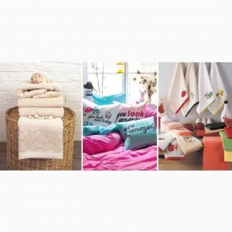 Сток полотенец и домашнего текстиля из Турции