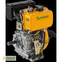 Двигатель дизельный Sadko (Садко) DE-300. 6.0 л.с. Лёгкий запуск. Гарантия. Доставка