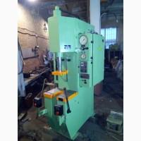 Продам пресс гидравлический усилием 10 тонн модели П6320Б