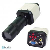 Mикроскоп - камера VGA \ CVBS \ USB 2.0