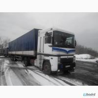 Грузовые перевозки по Украине и СНГ