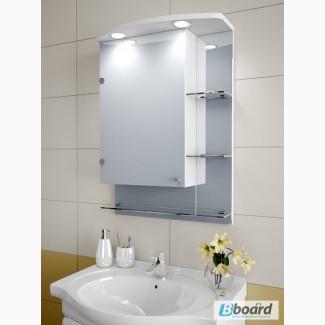 Шкаф зеркальный в ванную А86-S