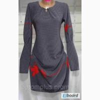 Платье женское (трикотаж) модное Light M-628 Оптом и в розницу
