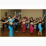 Уроки восточного танца
