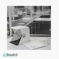 Фотобокс (лайткуб) LED для предметной фотосъемки 23х23х24см