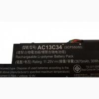 Аккумулятор Acer ac13c34(3lCP5/60/80)