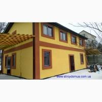 Построить дом в Харькове, проектирование, изготовление и монтаж