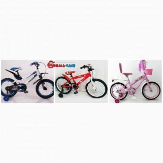 Велосипеды, беговелы, коляски Sigma-line