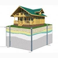 Геология, бурение скважин для строительства дома, коттеджа.Геологические Изыскания