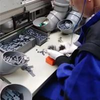 Работа для женщин на производстве деталей для мебели в Чехии