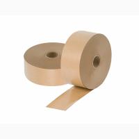 Скотч крафт бумажный 40 мм х 200 м, активируемый водой Viskom