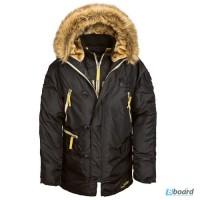 Зимние тёплые стильные куртки из США