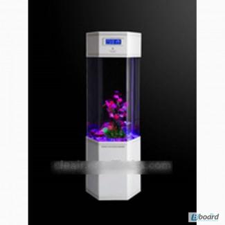 Акриловый аквариум YL-TB-600 Hexagon на 250 л