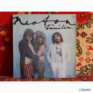 Neoton Familia-Neoton Familia 1983 EX+/NM