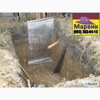 Выкопать траншею под водопровод Киев, киевская область