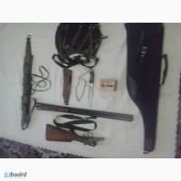 Продам охотничье ружье комплектом