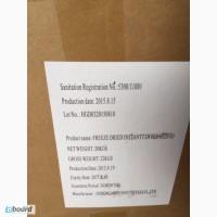 Кофе сублимированный Китай, вес 20 кг в ящике Вся Украина