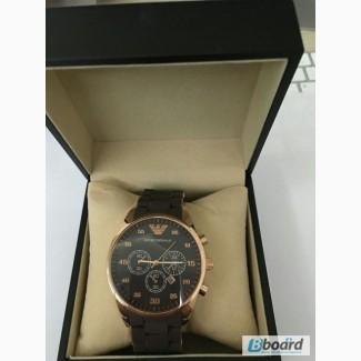 Купить Часы Armani (Армани) коричневые оптом от 100шт