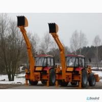 Экскаватор-погрузчик Амкодор702ЕМ-03