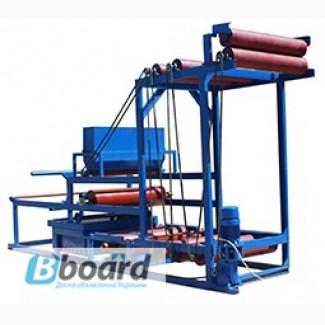 Линия для производства рубероида и пергамина РП-350