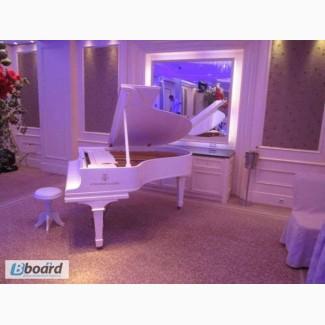 Аренда белого рояля в Киеве