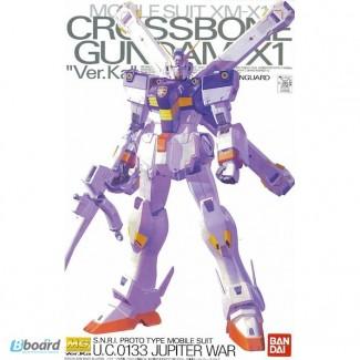 Сборная модель робот Gundam Crossbone 1/100