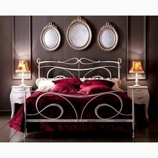 Кровати кованые собственного производства на заказ