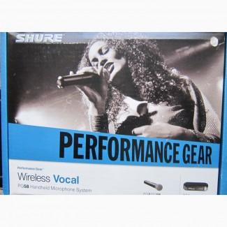 Продается вокальный радиомикрофон Shure PG2/PG58 в отличном состоянии
