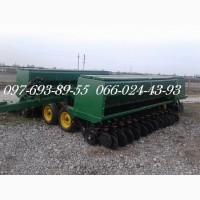 Сеялка зерновая John Deere 455 б/у